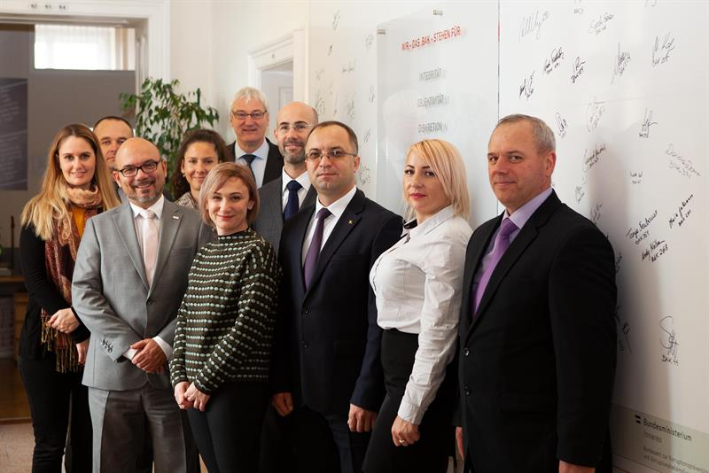 Picture for article: Federal Bureau of Anti-Corruption welcomes delegation from Moldova